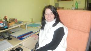 Irena Peková, sociální pracovnice